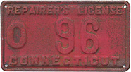 Repairer's License